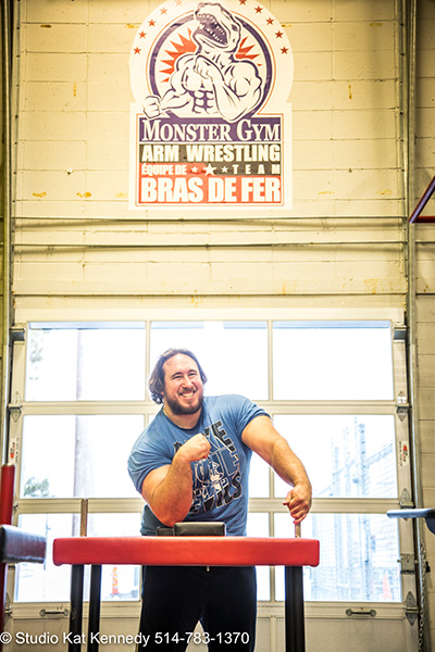 Monster Gym Montreal Avi